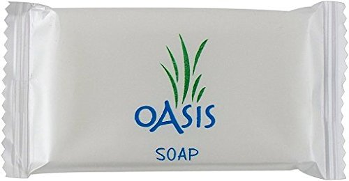 Oasis Large Soap Bar #1.5 for Hotel and Motels- Case of 250