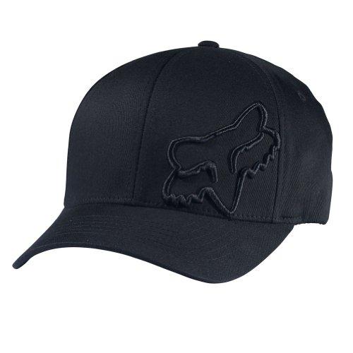 (Fox Men's Flex 45 Flexfit HAT, Black Large/X-Large )