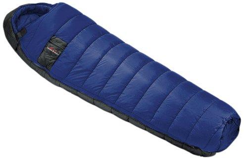 "Suisse Sport Adventurer Series ""Expedition"" 5 to 10 Degree Minimum Sleeping Bag, 33-Inch x 84-Inch x 24-Inch, Outdoor Stuffs"