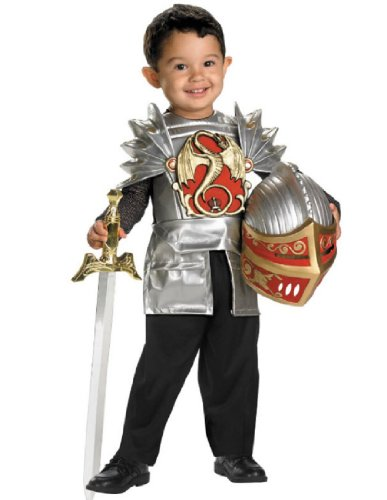 [Knight of the Dragon - Size: 3T-4T] (Toddler King Costumes)