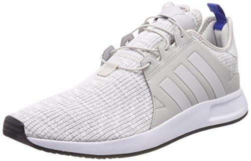 adidas X_PLR, Sneaker Uomo Grigio (Grey One/Blue)