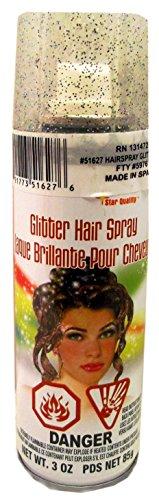 Forum Novelties Glitter Hair -