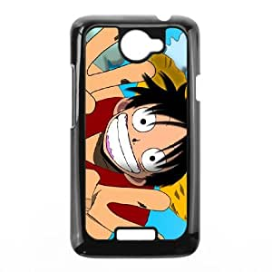 ONE PIECE HTC One X Cell Phone Case Black J9919446