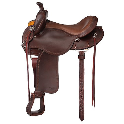 (King Series Brisbane Trail Saddle 15)