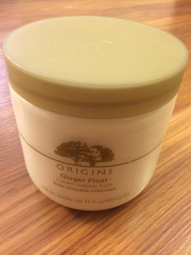 Origins Ginger Float Cream Bubble Bath 17.6 Ounce (Bubble Cream)