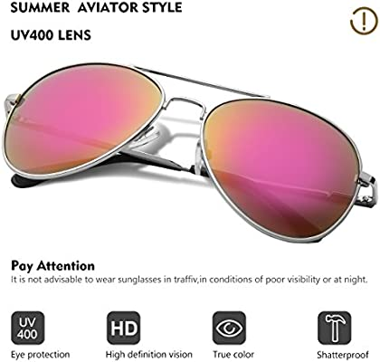 1336956862 ... Duduma Aviator Sunglasses for Mens Womens Mirrored Sun Glasses Shades  with Uv400 ...