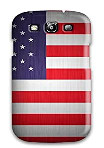 Everett L. Carrasquillo's Shop 8318967K71409559 For Galaxy S3 Premium Tpu Case Cover Flag Of Usa Protective Case