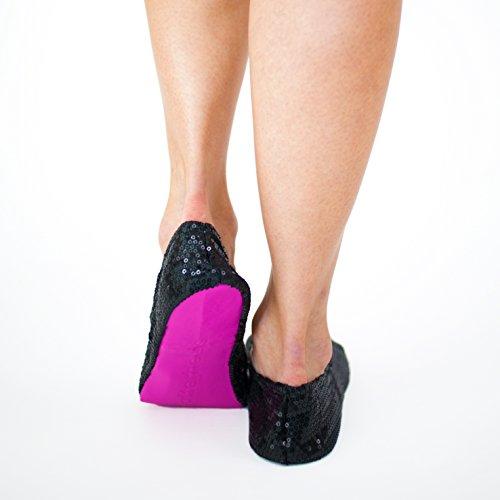 plier du rouleau des chaussures sequin plus ballerine de brillant compacte monde ballet qpzAX