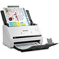 Epson DS-530 Color Duplex Document Scanner (Certified Refurbished)