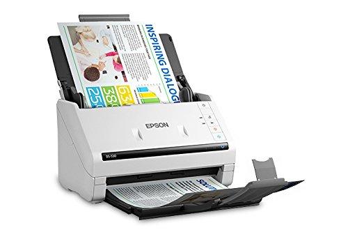 Epson DS-530 Color Duplex Document Scanner (Certified Refurbished)