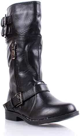 a02334e4110ce Shopping Zip - 9 - Boots - Shoes - Girls - Clothing, Shoes & Jewelry ...