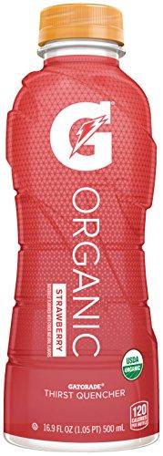 Organic Strawberry Gatorade Hydration Certified product image