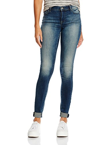 Femme Medium Blue Bleu Only Jeans Denim 8q50fS