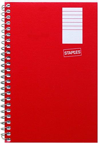 "Staples Side Bound Memo Books, 4"" x 6"" Photo #4"