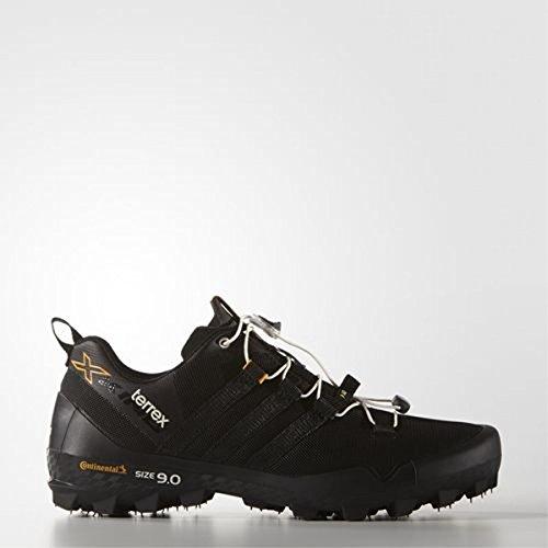 adidas Outdoor Herren Terrex X-King Schwarz / Kreide Weiß / Dunkelgrau