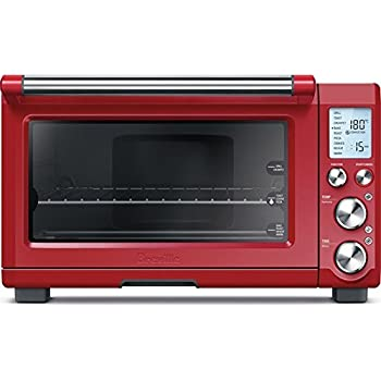 Breville BOV800CRNXL Smart Oven 1800-Watt Convection Toaster Oven with Element IQ,Cranberry