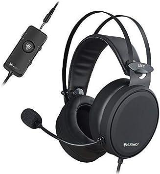 NUBWO 7.1 Surround Sound Gaming PC Casco Xbox One Estéreo ...