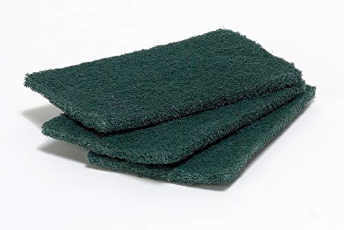 IMUSA USA B600-2126CLIP Durable Green Scour Pads 3-Pack