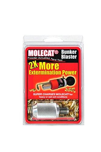 Barrel Magnum Stock - MOLECAT 103 Bunker Blaster, Silver