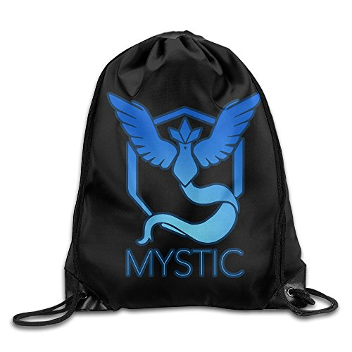 Price comparison product image Carina Mystic Team Logo Pokemon Go New Design Tote Bag One Size