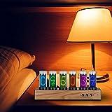 Douk Audio Retro Nixie Clock Inspired Modern