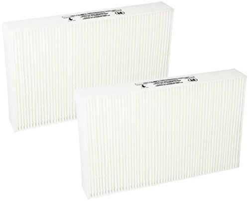 (Nispira True HEPA Filter Replacement for Honeywell Air Purifier Models HPA300, HPA090, HPA100 and HPA200 Compared with Part R Filter HRF-R1 HRF-R2 HRF-R3, 2 Packs)