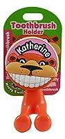 "John Hinde My Name ""Katherine"" Toothbrush Holders"