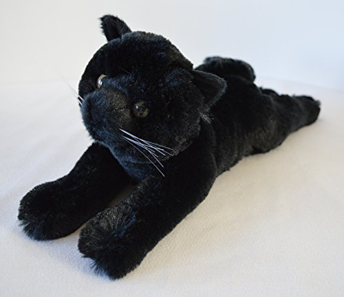 Black Kitten - Stuffed Animal Therapy for People with Memory Loss from Aging