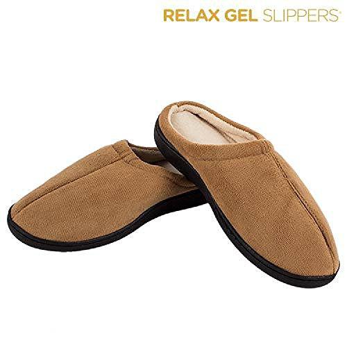 Zapatillas Relax Slippers Marron