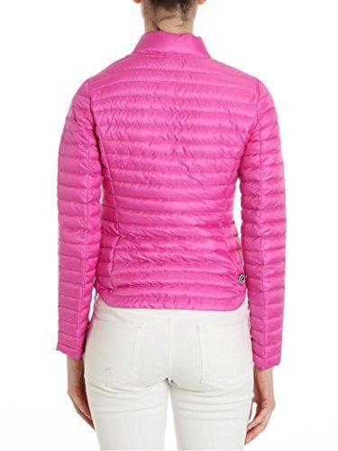 Jacket Pink Sleeve Long Down Colmar Women's RqH07HI