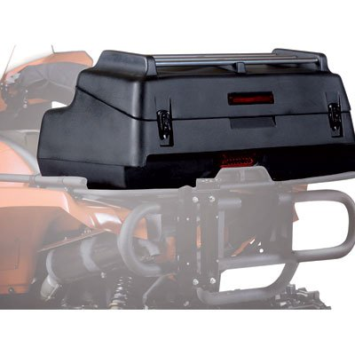 Kimpex Cargo Deluxe Rear Trunk Black 35