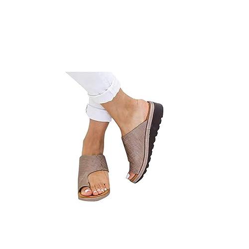 Bestshope Women Comfy Platform Sandal Shoes Summer Beach