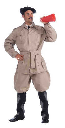 Forum Vintage Hollywood Collection The Director Costume, Tan, Standard