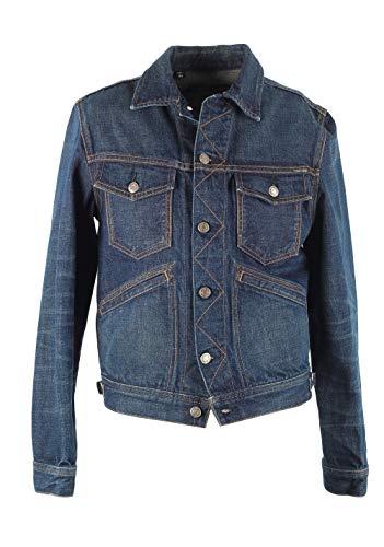 Icon Mens Denim Jacket - CL - Tom Ford Icon Japanese Denim Jacket Size XL / 42R U.S. Outerwear