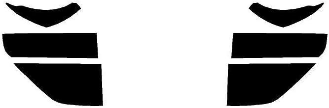 Rtint Tail Light Tint Covers for Toyota 4Runner 2014-2020 Application Kit
