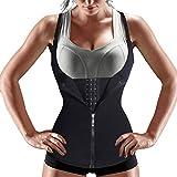 Bingrong Ropa Faja Reductora Mujer Adelgazante Lencería Moldeadora Shapewear Waist Trainer Body Shaper Corsé de Abdomen…