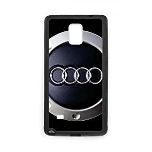 Samsung Galaxy Note 4 Cell Phone Case Black Audi Sdig
