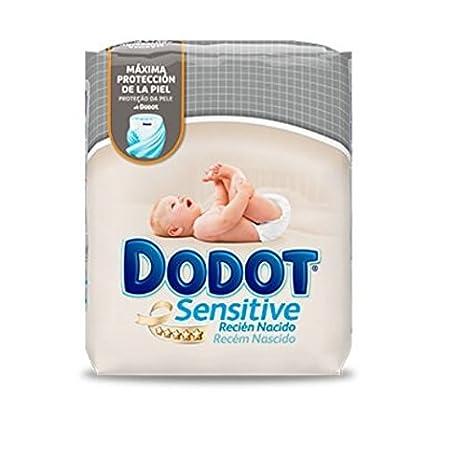 Dodot Sensitive Pañales para Recién Nacidos - 30 unidades ...