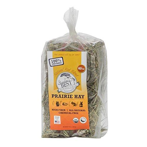 (Grandpa'S Best Prairie Hay Bale, 40 Oz)