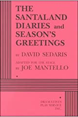 The Santaland Diaries / Season's Greetings: 2 Plays Paperback