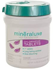 Chlorine Tablets by Dazzle Mineraluxe