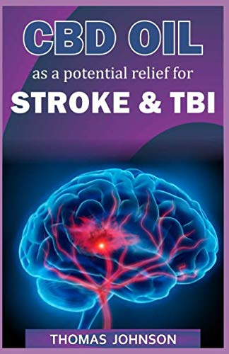 CBD Oil as a Potential Relief for Strokes and TBI (Amazon Thunder Capsules)