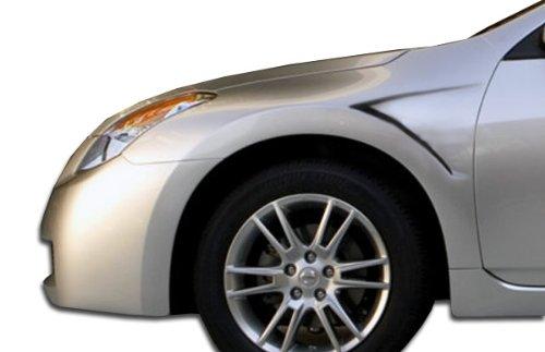 Concept Gt Fenders Duraflex (2008-2012 Nissan Altima 2DR Duraflex GT Concept Fenders - 2 Piece)