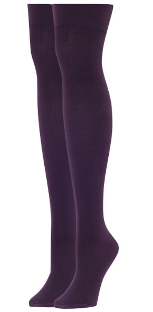 LC Boutique Big Girls Women Over the Knee Boot Socks fit shoe sizes from 5-12.