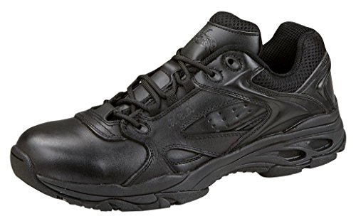 etic Slip Resistant Oxford,Black,9.5 XW (Safety Toe Athletic Oxford)
