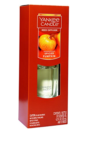 Yankee Candle Reed Diffuser, Spiced Pumpkin