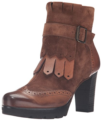 Paul Green Women's Kimberlee Ankle Bootie Oak Cuoio Combo 2Xpk2D