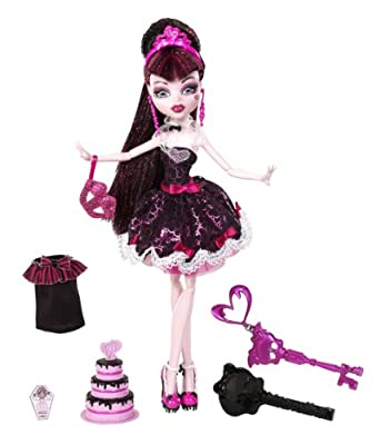 Monster High Sweet 1600 Draculaura Doll from Mattel
