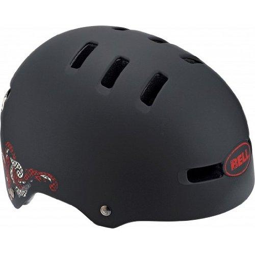 Bell Fahrradhelm FACTION 10, Matte Red/Red Brandana, M (55-59cm), 210027032