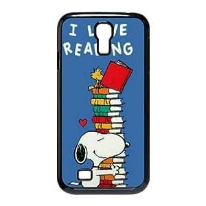 Snoopy Hard Case Cover Skin For SamSung Galaxy S4 Case KHR-U1570778